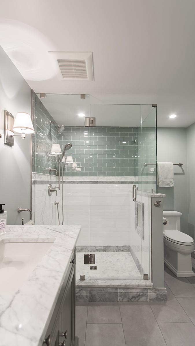 Bathroom – Barrington, RI
