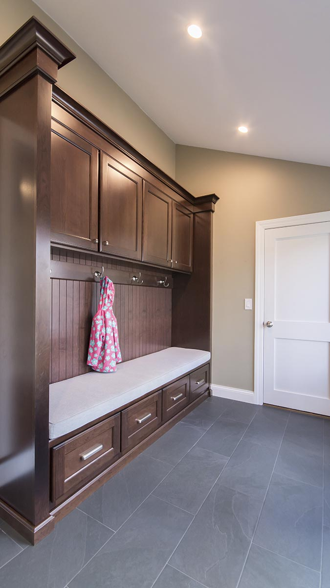 Mudroom – Barrington, RI